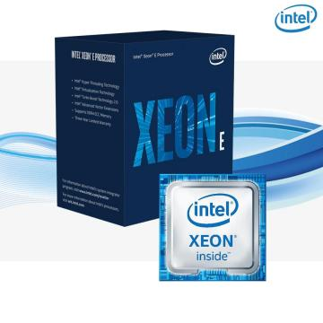 Intel Xeon E-2126G Processor 3.3Ghz, 6-Core, 12MB Cache, 80W, P630 Graphics