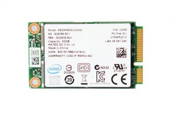 Ổ cứng SSD 20GB Intel SSD 311 Series mSATA 3Gb/s, 34nm, SLC