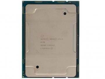 Intel Xeon Gold 6138 2.0GHz, 20-Core, 27.5MB Cache, 125W