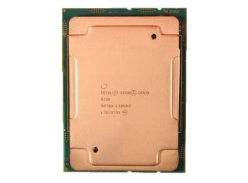 Intel Xeon Gold 6130 2.1GHz, 16-Core, 22MB Cache, 125W