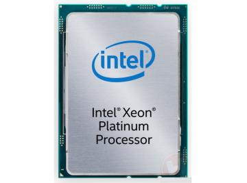 Intel Xeon Platinum 8160T 2.1GHz, 24-Core, 33MB Cache, 150W