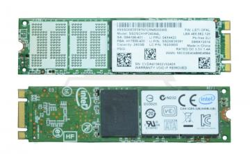 Ổ cứng SSD 360GB Intel Pro 1500 Series M.2 80mm SATA 6Gb/s, 20nm, MLC