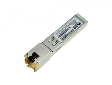 HPE BladeSystem c-Class Virtual Connect 1G SFP RJ-45 Transceiver