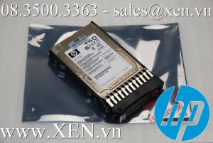 HP 500GB 6G SAS 7.2K SFF SC HDD