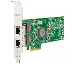 HP NC382T PCI Express Dual Port Server Adapter