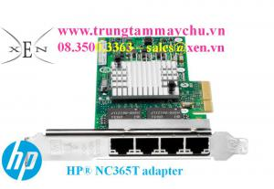 HP NC365T 4-port 1GbE adapter